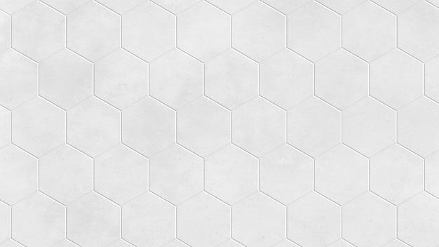 Witte retro design tegels textuur