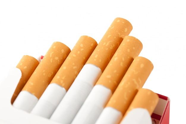 Witte sigaretten