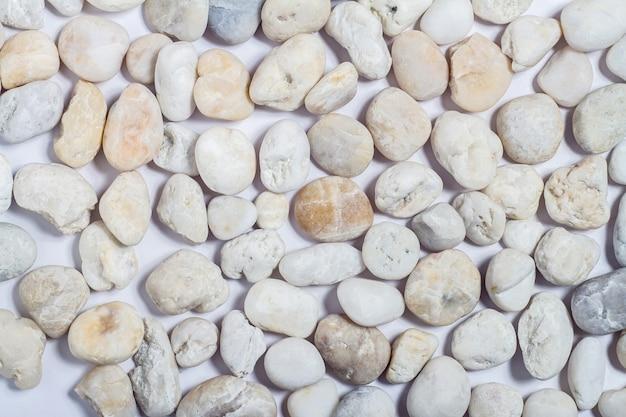 Witte steen patroon achtergrond