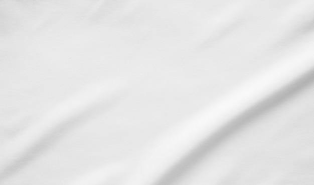 Witte stof gladde textuur oppervlakte achtergrond