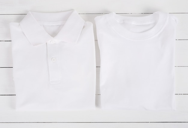 Witte t-shirts