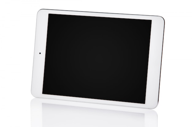 Witte tablet pc