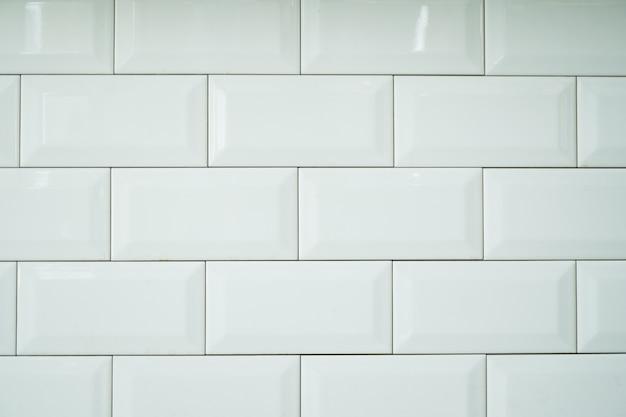 Witte tegel textuur achtergrond