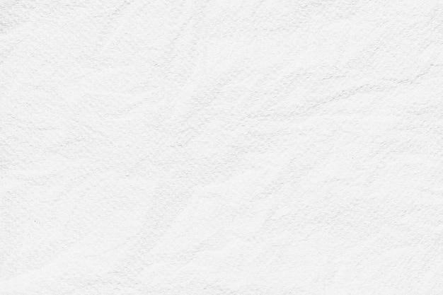 Witte waterpapar textuur achtergrond voor dekkingskaart ontwerp