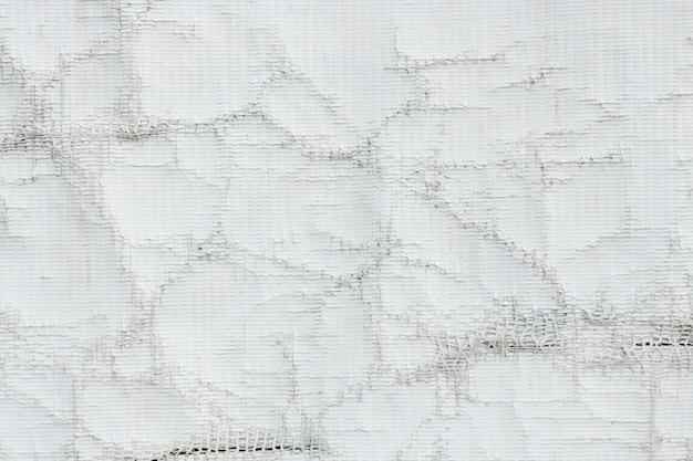 Witte zeildoekachtergrond