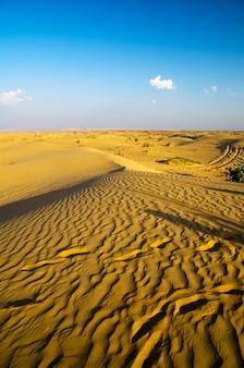 Woestijn landschap
