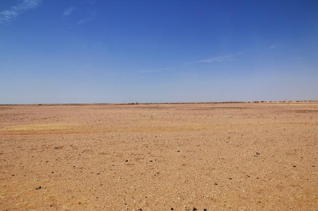Woestijn van soedan