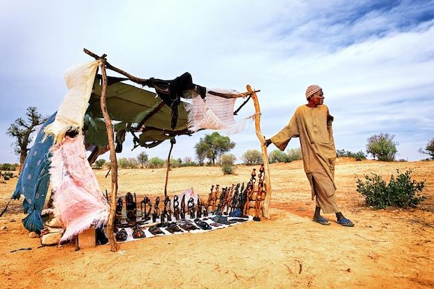 Woestijnwinkel