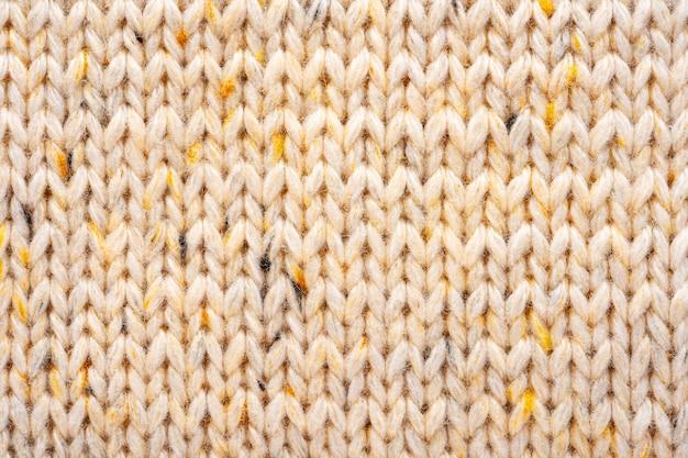 Wol gebreide trui textuur achtergrond