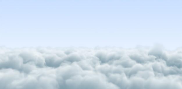 Wolk en lucht