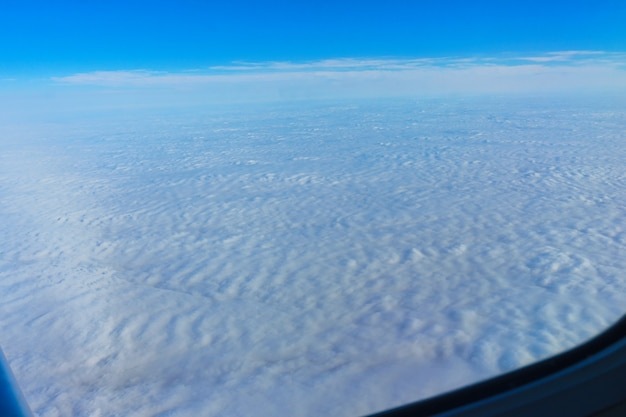 Wolken lucht wolken vlucht mooi, natuur, cloudscape lucht