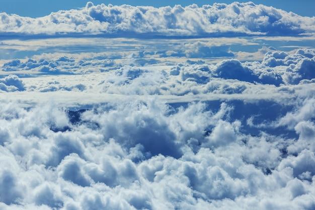 Wolken skyline