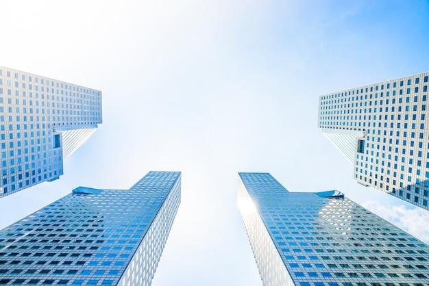 Wolkenkrabber gebouw