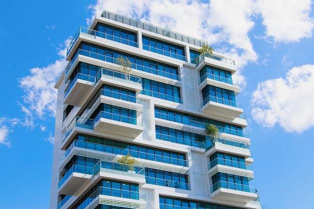 Woningbouw in berlijn, duitsland