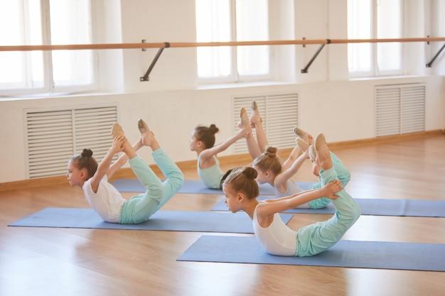 Workout voor kinderen