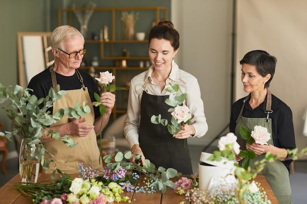 Workshop bloemenwinkel