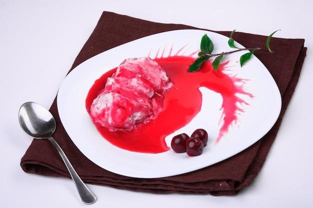 Wrongel dessert