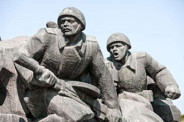 Ww2-gedenkteken in kiev