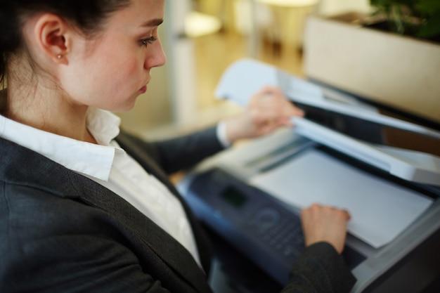 Xerox gebruiken