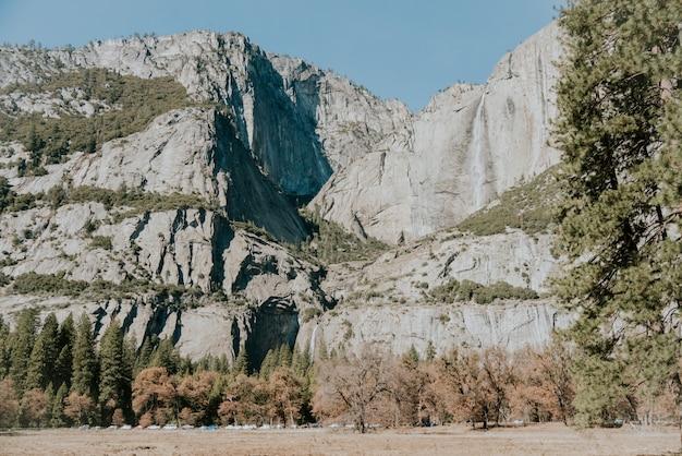 Yosemite national park berg