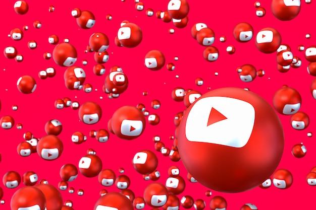 Youtube reacties emoji's