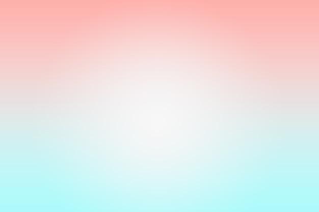 Zacht bewolkt is kleurovergang pastel, abstracte hemelachtergrond in zoete kleur.
