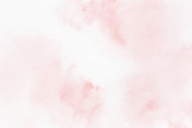 Zacht roze aquarel abstracte achtergrond