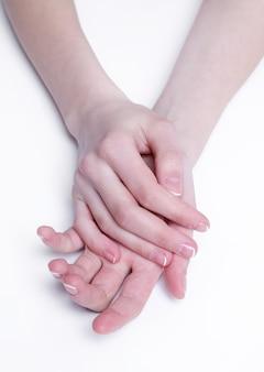 Zachte handen