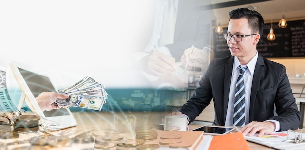 Zakelijk geld, fintech voor doel en succes