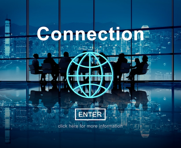 Zakelijke connectie