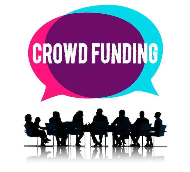 Zakelijke crowdfunding