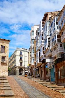 Zamora straat balboraz in spanje via de la plata