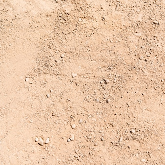 Zand grond getextureerd.
