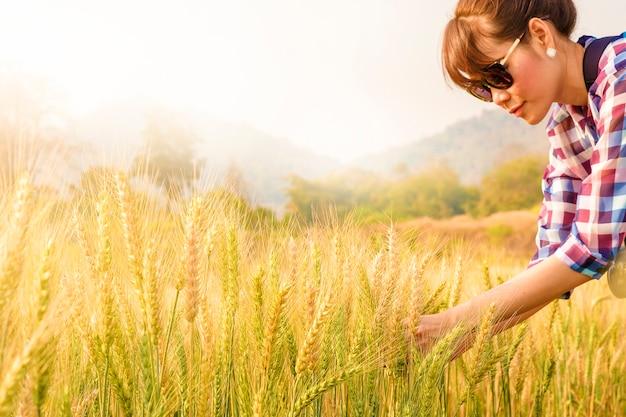 Ze is momenteel bezig met het aanwerven van barleys.
