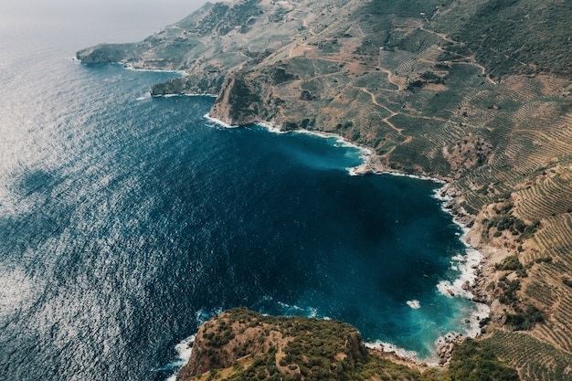 Zee en bergen