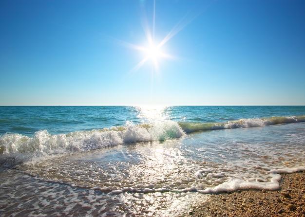 Zee ontspannen