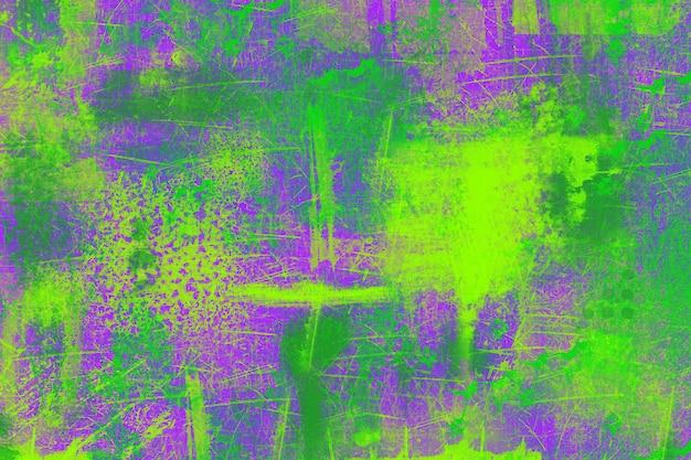 Zeer gedetailleerd beeld van achtergrond van het grunge de uitstekende behang