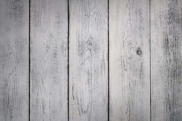 Zeer oude blanco, gestructureerde witte houten plank achtergrond