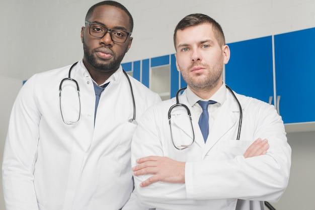 Zekere multiraciale artsen
