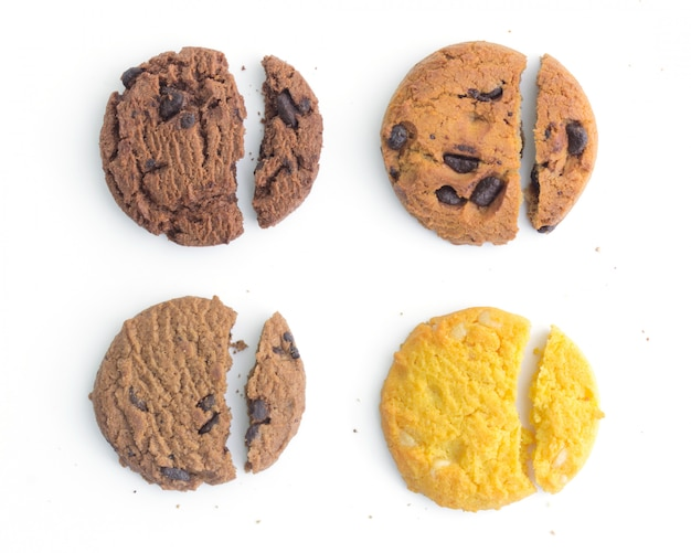 Zelfgemaakte koekjes