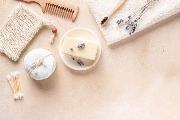 Zero waste natuurlijke cosmetica en badaccessoires