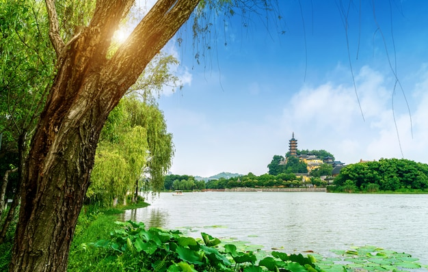 Zhenjiang jinshan park