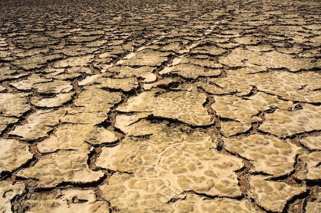 Zicht op zoutverdampingsvijvers in secovlje