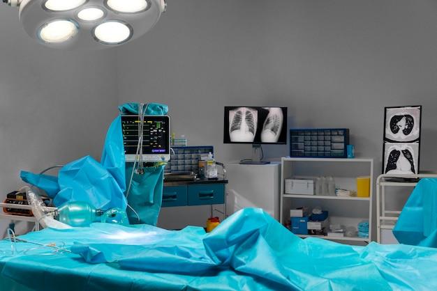 Ziekenhuisapparatuur voor chirurgische ingrepen