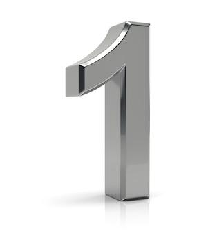 Zilver nummer 1