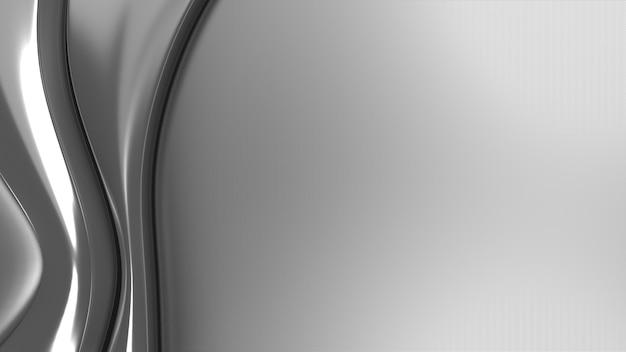 Zilveren doek abstracte achtergrond