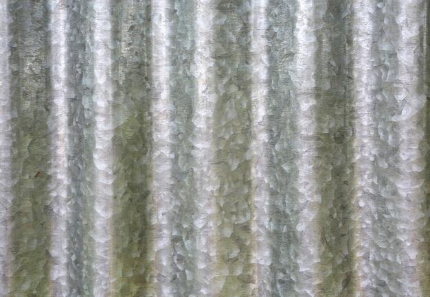 Zink textuur achtergrond