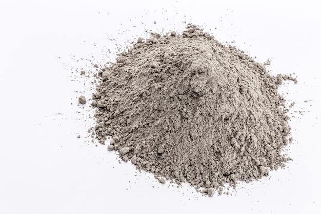 Zinkoxide, wit poeder gebruikt als schimmelremmer in verven en als antiseptische zalf in de geneeskunde