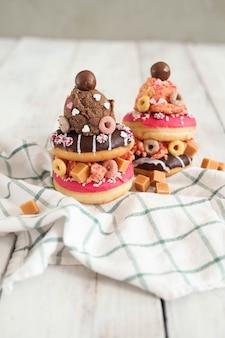 Zoete donut