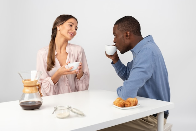 Zoete gesprekken
